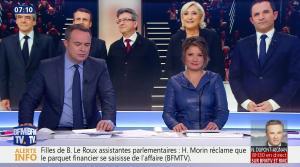 Pascale De La Tour Du Pin dans Première Edition - 21/03/17 - 09