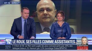 Pascale De La Tour Du Pin dans Première Edition - 21/03/17 - 10