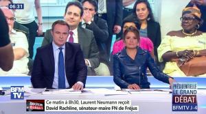 Pascale De La Tour Du Pin dans Première Edition - 31/03/17 - 10