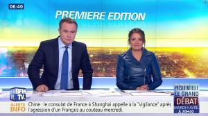 Pascale De La Tour Du Pin dans Première Edition - 31/03/17 - 11
