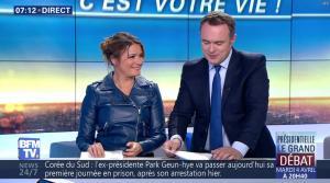 Pascale De La Tour Du Pin dans Première Edition - 31/03/17 - 13