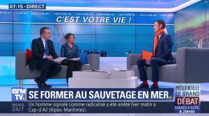 Pascale De La Tour Du Pin dans Première Edition - 31/03/17 - 14