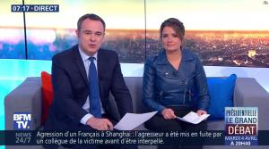 Pascale De La Tour Du Pin dans Première Edition - 31/03/17 - 15