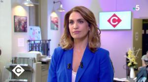 Sonia Mabrouk dans C à Vous - 11/05/18 - 01