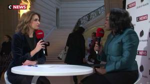 Sonia Mabrouk dans Cite de la Reussite - 19/11/17 - 04