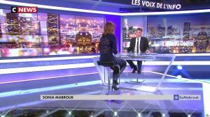 Sonia Mabrouk dans les Voix de l'Info - 07/02/18 - 01