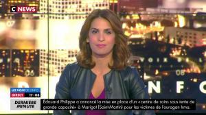 Sonia Mabrouk dans les Voix de l'Info - 11/09/17 - 03