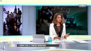 Sonia Mabrouk dans On Va Plus Loin - 06/07/17 - 02