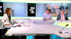 Sonia Mabrouk dans On Va Plus Loin - 06/07/17 - 04