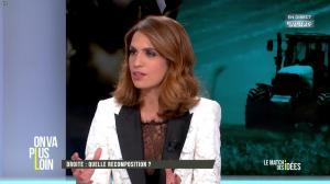 Sonia Mabrouk dans On Va Plus Loin - 06/07/17 - 06