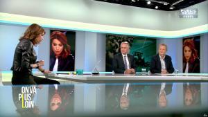 Sonia Mabrouk dans On Va Plus Loin - 11/04/17 - 03