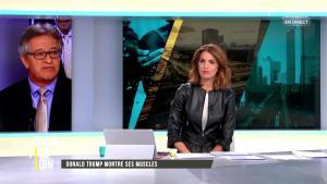 Sonia Mabrouk dans On Va Plus Loin - 11/04/17 - 06