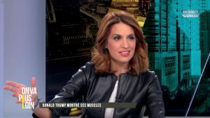 Sonia Mabrouk dans On Va Plus Loin - 11/04/17 - 09