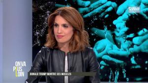 Sonia Mabrouk dans On Va Plus Loin - 11/04/17 - 10