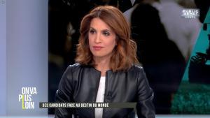Sonia Mabrouk dans On Va Plus Loin - 11/04/17 - 11