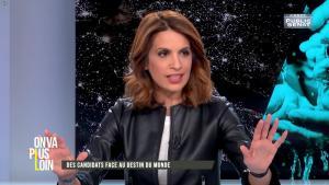 Sonia Mabrouk dans On Va Plus Loin - 11/04/17 - 15