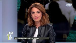 Sonia Mabrouk dans On Va Plus Loin - 11/04/17 - 16