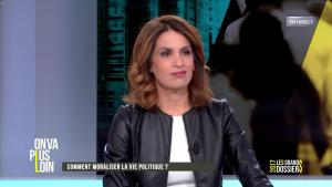 Sonia Mabrouk dans On Va Plus Loin - 15/03/17 - 09
