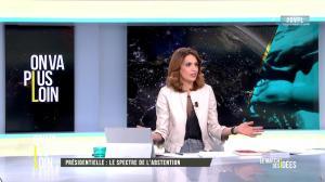 Sonia Mabrouk dans On Va Plus Loin - 21/03/17 - 05