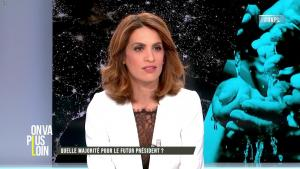 Sonia Mabrouk dans On Va Plus Loin - 24/04/17 - 08