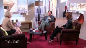 Sonia Mabrouk dans The ou Cafe - 12/03/17 - 08