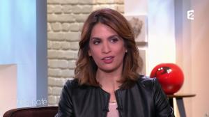 Sonia Mabrouk dans The ou Cafe - 12/03/17 - 10