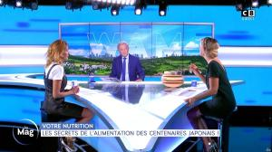 Caroline Ithurbide dans William à Midi - 03/09/20 - 01