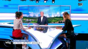 Caroline Ithurbide dans William à Midi - 18/09/20 - 10