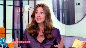 Caroline Munoz dans William à Midi - 28/09/20 - 09