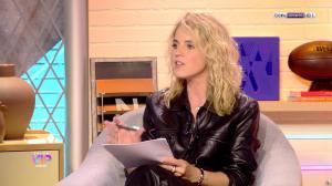Claire Arnoux dans Salon VIP - 08/09/20 - 04