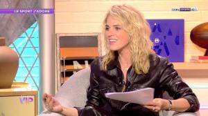 Claire Arnoux dans Salon VIP - 08/09/20 - 07