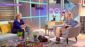 Claire Arnoux dans Salon VIP - 10/09/20 - 05