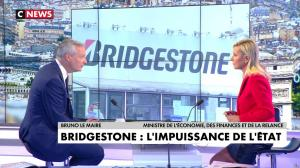 Laurence Ferrari dans l'Interview de Laurence Ferrari - 17/09/20 - 03