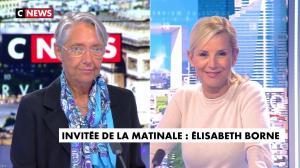 Laurence Ferrari dans l'Interview de Laurence Ferrari - 25/09/20 - 20