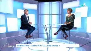 Mélanie Taravant dans C à Dire - 21/09/20 - 01