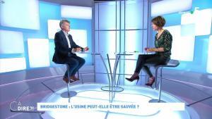 Mélanie Taravant dans C à Dire - 21/09/20 - 06