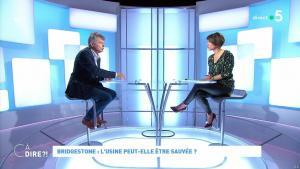 Mélanie Taravant dans C à Dire - 21/09/20 - 17