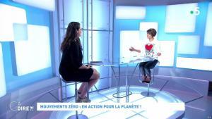Mélanie Taravant dans C à Dire - 25/09/20 - 02