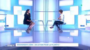 Mélanie Taravant dans C à Dire - 25/09/20 - 03