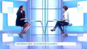 Mélanie Taravant dans C à Dire - 25/09/20 - 04