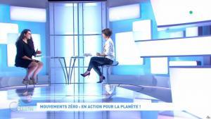 Mélanie Taravant dans C à Dire - 25/09/20 - 05