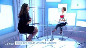 Mélanie Taravant dans C à Dire - 25/09/20 - 06