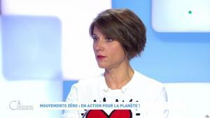 Mélanie Taravant dans C à Dire - 25/09/20 - 07
