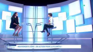 Mélanie Taravant dans C à Dire - 25/09/20 - 08