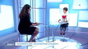 Mélanie Taravant dans C à Dire - 25/09/20 - 10