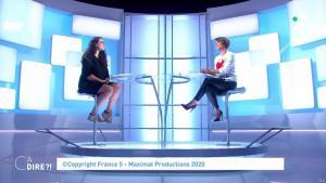 Mélanie Taravant dans C à Dire - 25/09/20 - 12