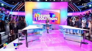Agathe Auproux dans 1 Jeune 1 Solution - 10/09/21 - 01