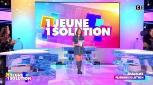 Agathe Auproux dans 1 Jeune 1 Solution - 10/09/21 - 03