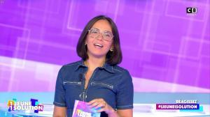 Agathe Auproux dans 1 Jeune 1 Solution - 10/09/21 - 05