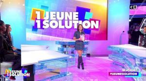 Agathe Auproux dans 1 Jeune 1 Solution - 10/09/21 - 06